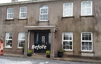 Painters Cork - Front before