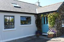 House, painted exterior, grey, Sto Lotusan, Farrow & Ball, painters and decorators