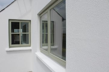 painting windows, exterior, painting contractors