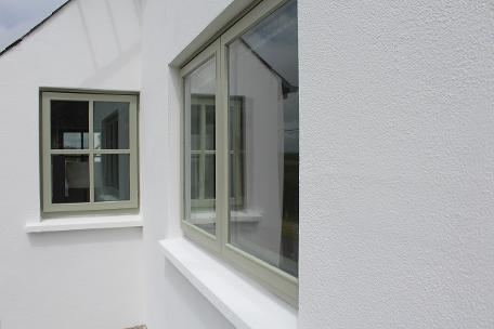 House painter windows exterior Cork Clonakilty