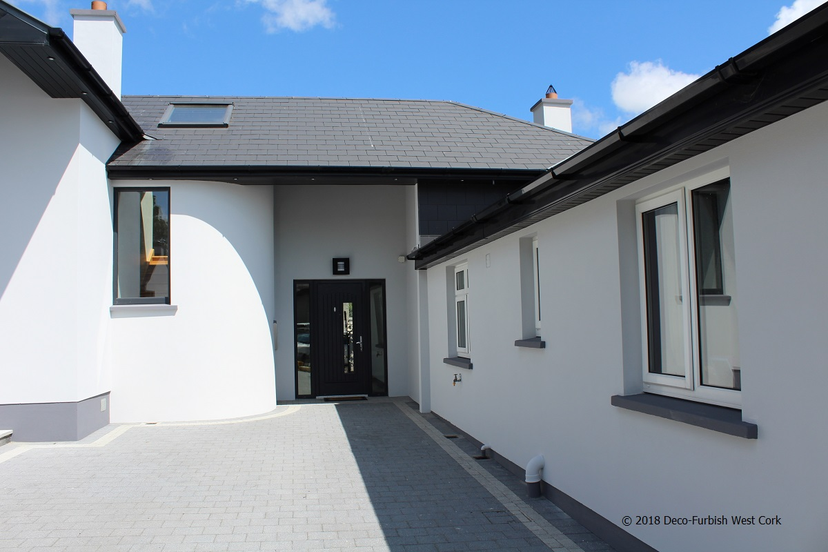 Exterior House Painters Cork with STO | Deco-Furbish